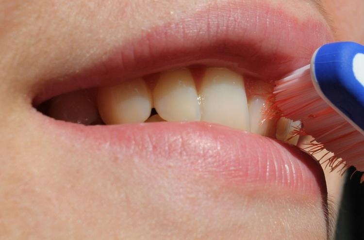Vnetje dlesni in mazilo Smrekovit
