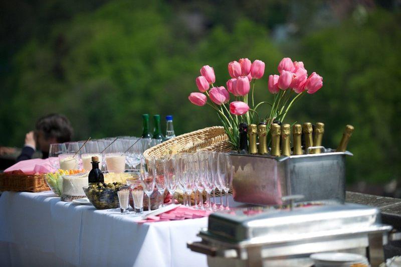 Catering za vsako zabavo