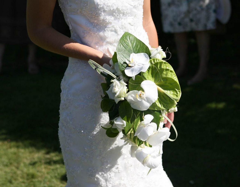 Poročna obleka za ženske